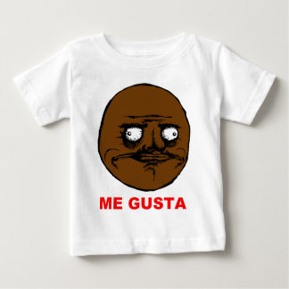 Black Me Gusta Rage Face Meme T Shirt