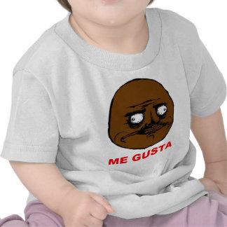 Black Me Gusta Rage Face Meme Shirt