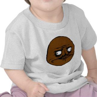 Black Me Gusta Rage Face Meme T-shirt