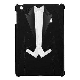 Black Men's Formal Tuxedo Suit iPad Case iPad Mini Case