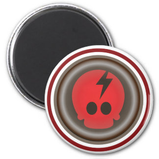Black Mercury Magnet
