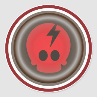 Black Mercury - sticker