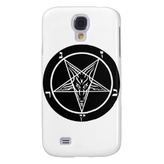 black metal, baphomet, lord of darkness! galaxy s4 covers