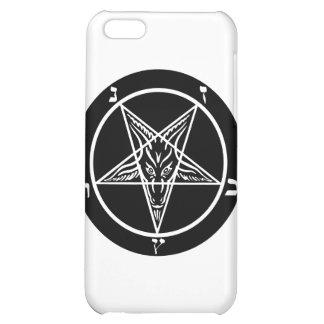 black metal, baphomet, lord of darkness! iPhone 5C cover