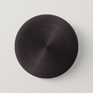 Black Metal Button
