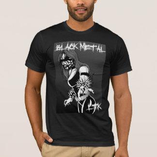 Black Metal Chick T-Shirt