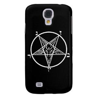 Black Metal iPhone 3G case SATAN!!