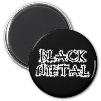 Black Metal Magnet