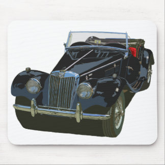 Black MG TF 1500 Mouse Pad