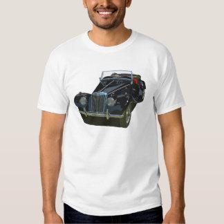 Black MG TF 1500 T Shirt