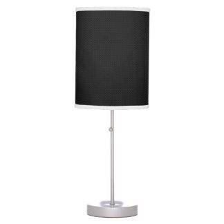 Black Micro Pinhole Kevlar Carbon Fiber Desk Lamp
