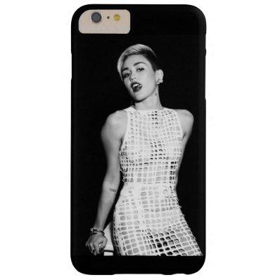 Black Miley Cyrus iPhone 6 Case
