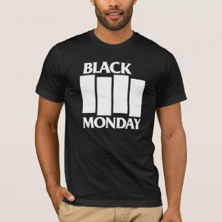 Black Monday Black Flag t-shirt