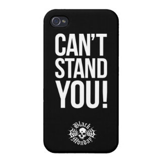 Black Monday Can't Stand You iPhone 4/4s case