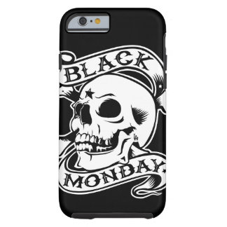 Black Monday iPhone 6/6s Case