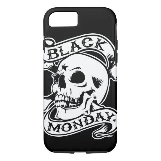 Black Monday iPhone 7 Case