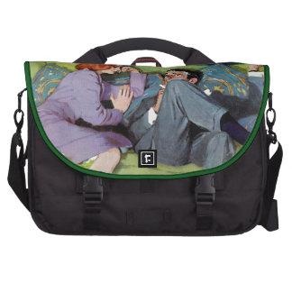 Black Monte's Last Raid Commuter Bags