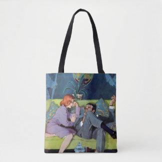 Black Monte's Last Raid Tote Bag