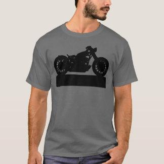 Black motorcycle T-Shirt