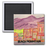 black mountain 2 inch square magnet