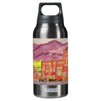 black mountain art insulated water bottle