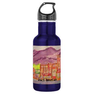 black mountain art water bottle