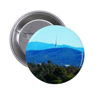 Black Mountain – Canberra Pinback Button