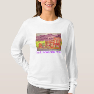 black mountain rocks T-Shirt