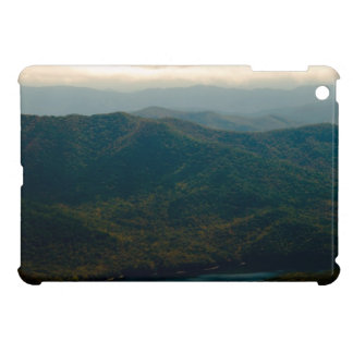 Black Mountains and Swannanoa River Case For The iPad Mini