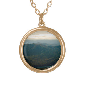 Black Mountains and Swannanoa River Jewelry