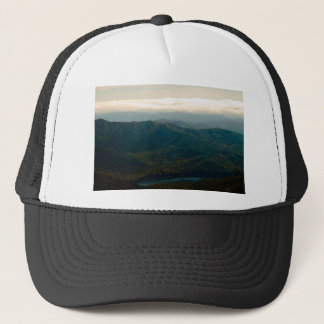 Black Mountains and Swannanoa River Trucker Hat