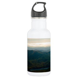 Black Mountains and Swannanoa River Water Bottle