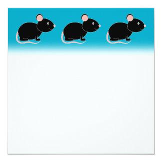 Black Mouse. Card
