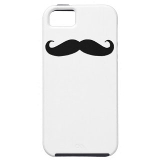 Black Mustache iPhone 5 Case-Mate Case iPhone 5 Covers