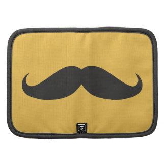 Black Mustache Folio Planner