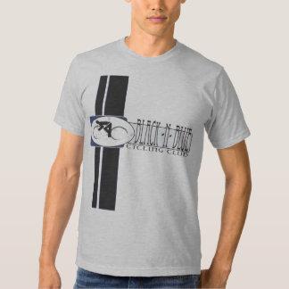 Black n Blue cycling T Shirt