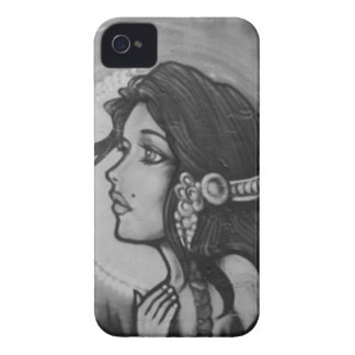 Black N White Collection By MS6108 iPhone 4 Case-Mate Case