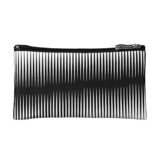 Black-n-White Frequency Cosmetic Bags