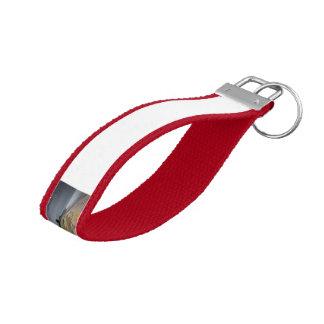 Black Nab Wrist Keychain