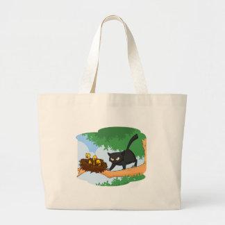 Black Naughty Cat 1 Bag