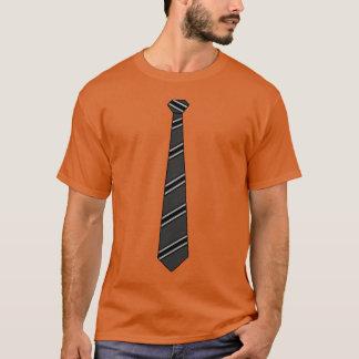 Black Necktie Shirt
