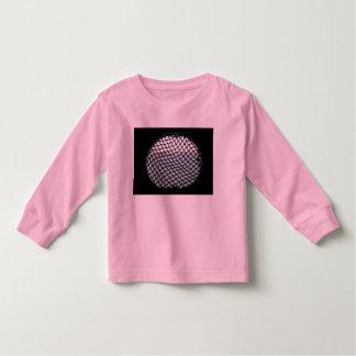 Black Net Tee Shirt
