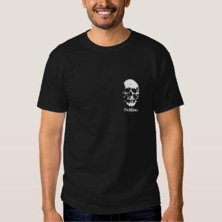 Black New Skull T-shirt