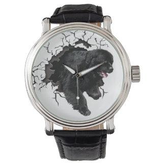 Black Newfoundland Watch