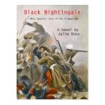 Black Nightingale Postcards