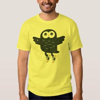 Black Nite Owl T-shirt