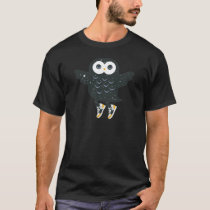 Black Nite Owl T-Shirt
