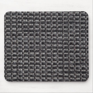 Black nodes and light black strings mouse pad