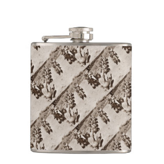 Black Nurses with Drill Instructor Hip Flask