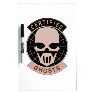 Black Ops, ghost recon Dry-Erase Whiteboards